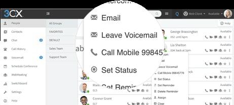 Web Client Chat
