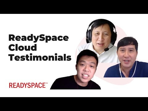 ReadySpace Cloud Testimonials